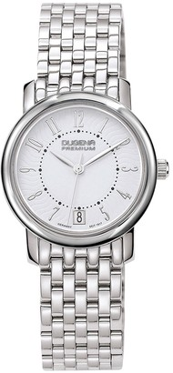 Dugena Premium Women's Quartz Watch Rondo Petit Arabica 7090134 with Metal Strap