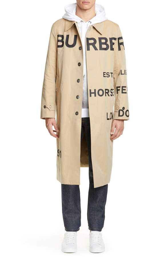 03a4609364f6 Printed Men's Coat - ShopStyle