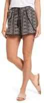 Dex Women's Print Drawstring Shorts