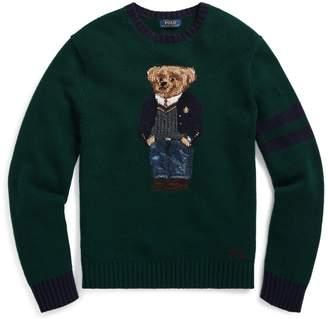 Ralph Lauren Preppy Bear Jumper