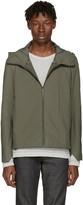 Arcteryx Veilance Green Isogon Hooded Jacket