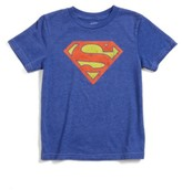 JEM Boy's Superman Graphic T-Shirt
