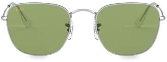 Ray-Ban RB3857 51MM Square Metal Sunglasses