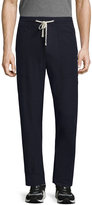James Perse Men's Twill Cargo Sweatpants