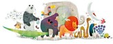 Djeco Toddler Animal Parade 36-Piece Giant Puzzle