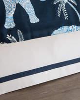 Jane Wilner Designs King Ellie Fretwork Dust Skirt