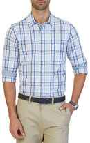 Nautica Classic-Fit Delft Plaid Shirt