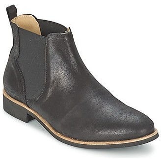 Petite Mendigote LONDRES women's Mid Boots in Black