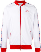 Kappa logo zipped jacket - men - Polyester - S