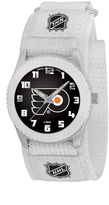 Game Time Rookie Series Philadelphia Flyers Silver Tone Watch - NHL-ROW-PHI - Kids