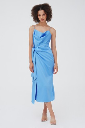 Finders Keepers DELILAH DRESS Blue
