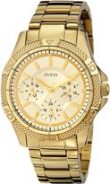GUESS GUESS? Women's U0235L5 Stainless-Steel Quartz Watch with Dial