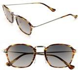 Persol 49mm Polarized Sunglasses