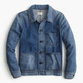 J.Crew Denim workwear jacket