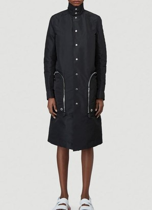 Rick Owens Buttoned Coat