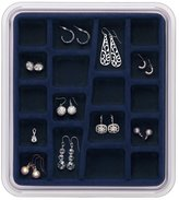 Neatnix Jewelry Stax 18 Compartment Organizer Tray