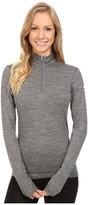 Icebreaker Oasis Long Sleeve Half Zip Women's Clothing