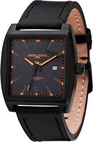 Jorg Gray Leather Dial Men's watch #JG5200-18