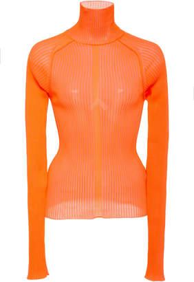 Acne Studios Komina Ribbed Turtleneck Sweater