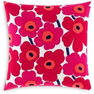 """Marimekko Pienni Unikko Decorative Pillow, 26"""" x 26"""""""