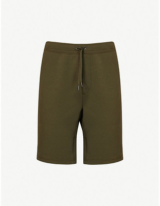 Polo Ralph Lauren Causal mid-rise stretch-jersey shorts