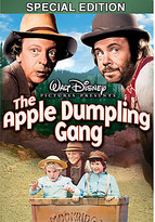Disney The Apple Dumpling Gang DVD