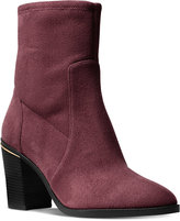 MICHAEL Michael Kors Chase Suede Booties