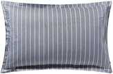 Tommy Hilfiger Sateen Stripe Pillowcase - Navy - 50x80cm