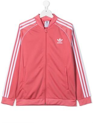 Adidas Originals Kids TEEN Adicolor SST track top
