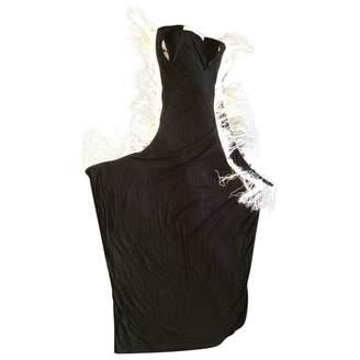 Felipe Oliveira Baptista \N Grey Cotton Dress for Women