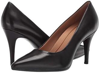 Aerosoles Deal Breaker (Black Leather) Women's Shoes