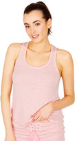 Betsey Johnson Drapey French Terry Tank
