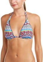 LaBlanca La Blanca Tapmaster Halter Bikini Top