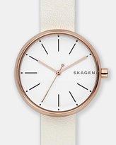 Skagen Signature White Analogue Watch