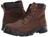Wolverine Chainhand Steel Toe WP (Brown) Men's Work Boots