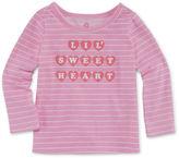 Okie Dokie Shirt Long Sleeve T-Shirt-Baby Girls