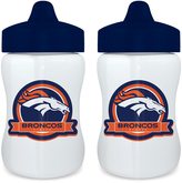 Denver Broncos Sippy Cup - Set of Two