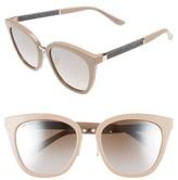Jimmy Choo Women's Fabry 53Mm Sunglasses - Nude