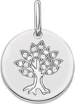 Thomas Sabo Tree of Life sterling silver pendant