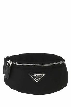Prada Logo Belt Bag