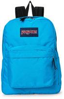 JanSport Superbreak Blue Backpack