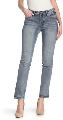 Jag Jeans Gretchen Mid Rise Straight Leg Jeans
