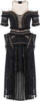 Thurley Black Magic Grommet Dress