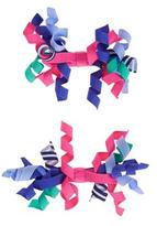 Gymboree Curly Hair Clips