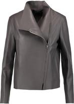 Joseph Libra leather biker jacket