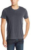 Splendid Mills Men's Pigment Basic Crew-Neck T-Shirt