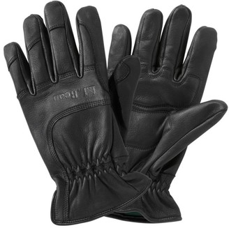 L.L. Bean Men's Deerskin Gloves