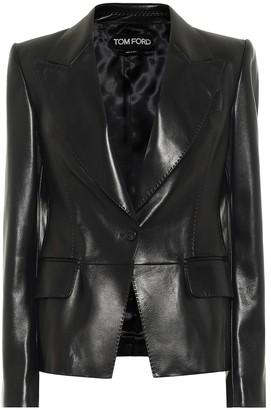 Tom Ford Leather blazer