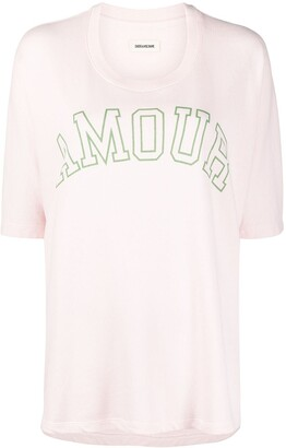 Zadig & Voltaire Portland Amour T-shirt