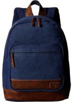 Original Penguin Core Canvas Backpack